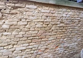 muro-sabbiatura